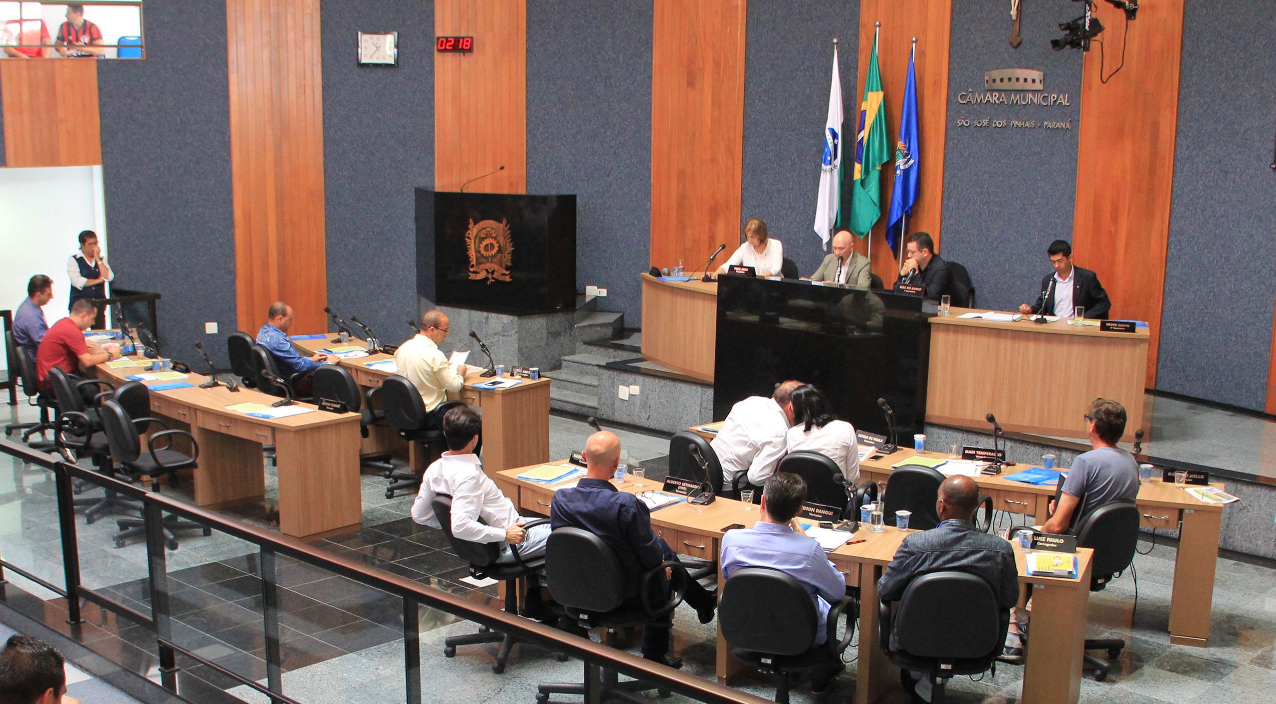 Câmara Municipal encerra ano legislativo