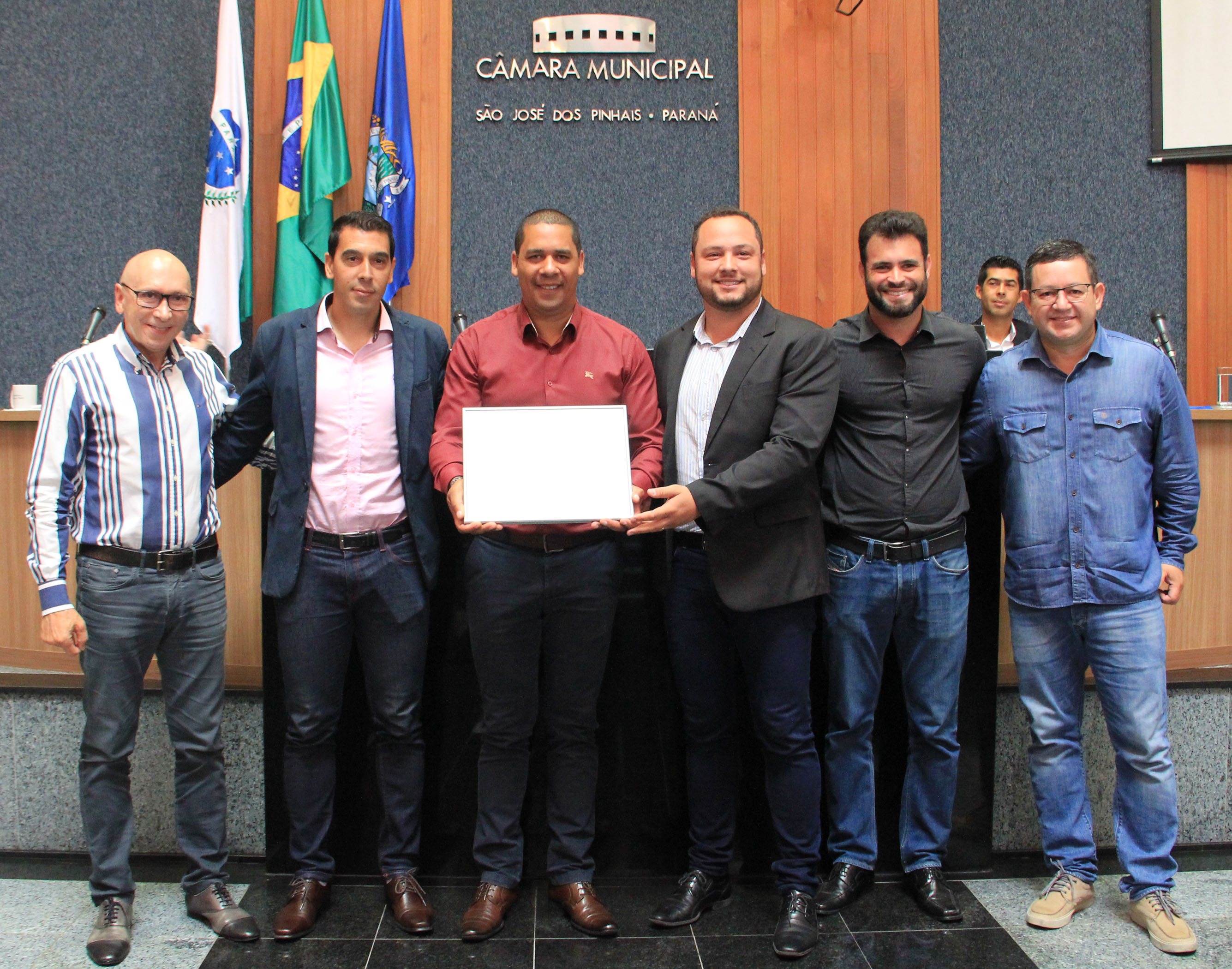 Clube Independente Futebol São-Joseense recebe Votos de Louvor e Reconhecimento