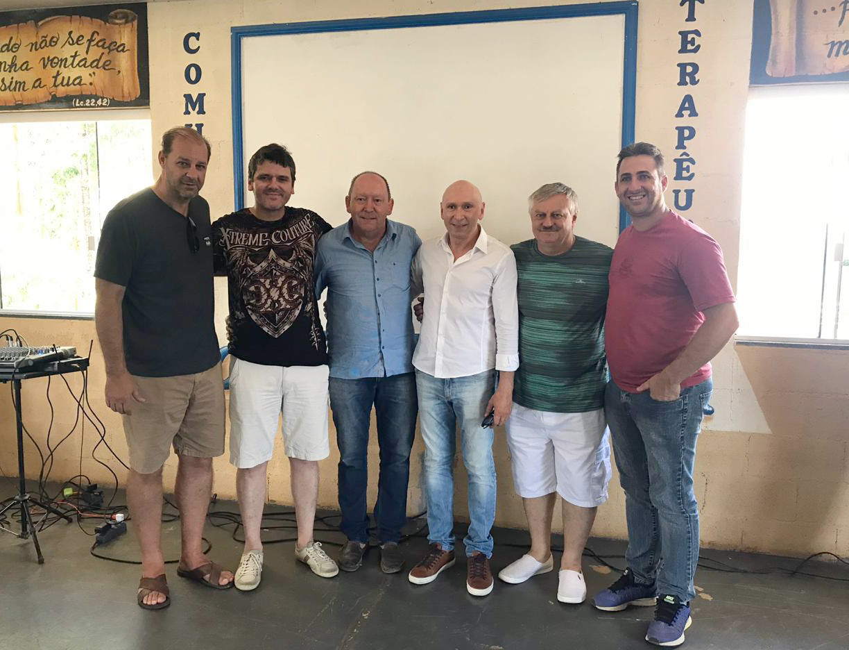 Comunidade terapêutica Nova Jornada comemora cinco anos de atuação em São José dos Pinhais