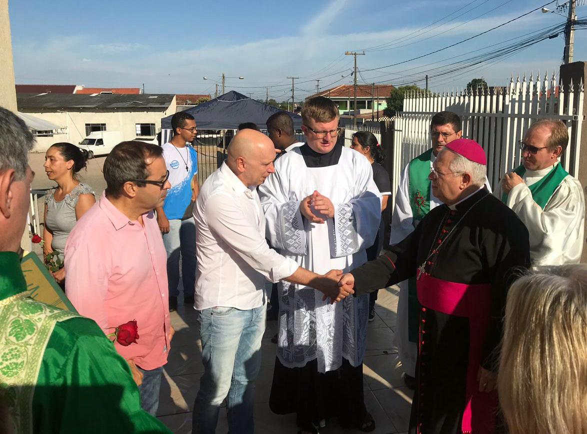 Paróquia Santa Rita de Cássia é inaugurada no Quissisana