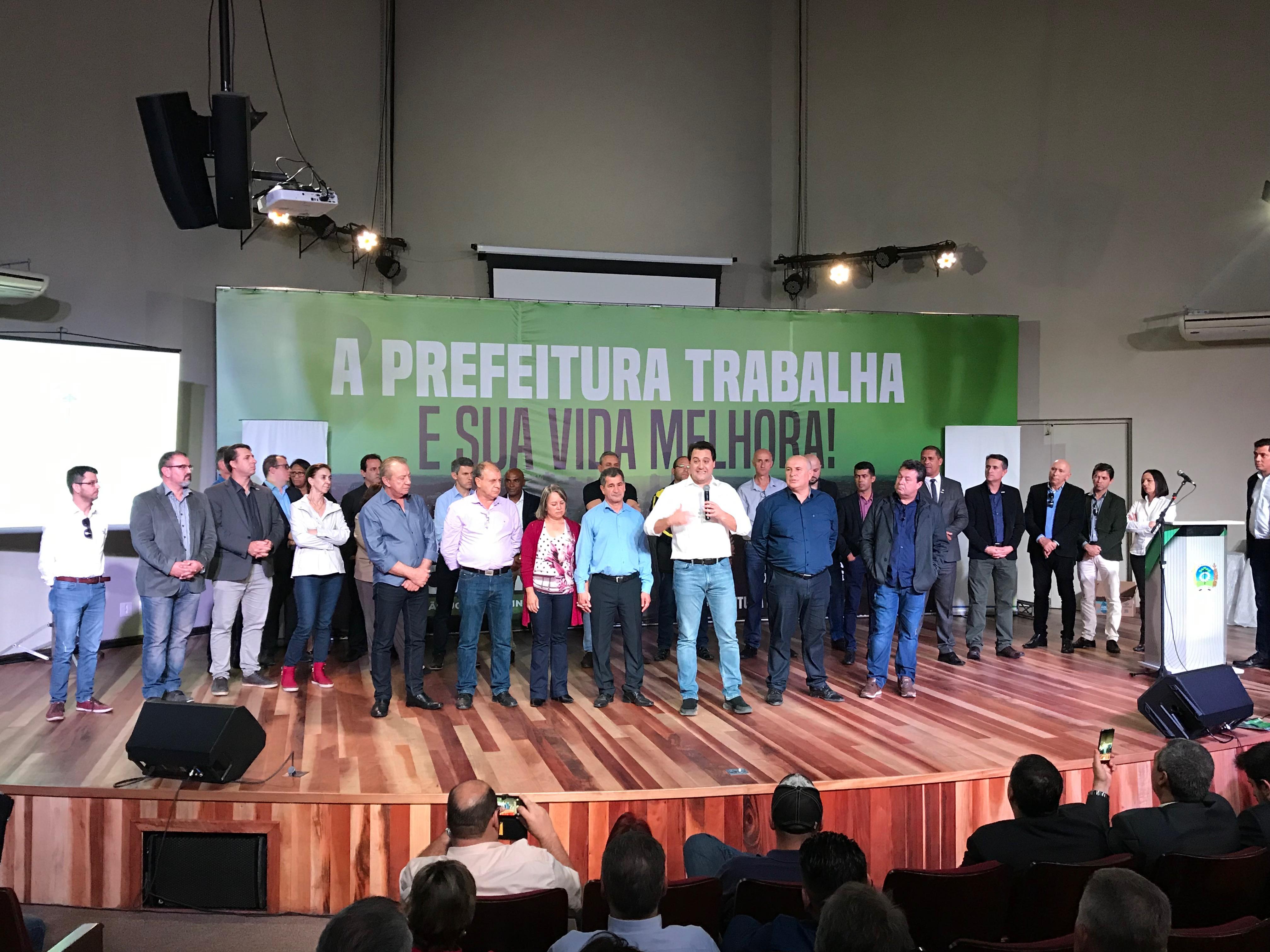 Estado anuncia investimentos em São José dos Pinhais