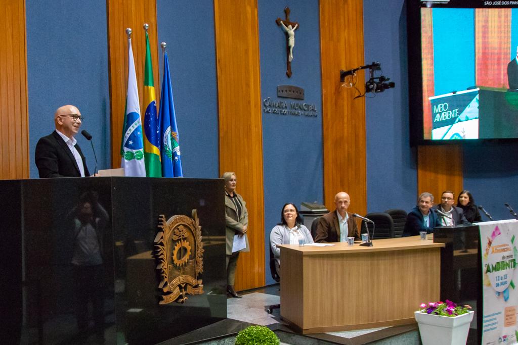 Câmara sedia XI Conferência do Meio Ambiente