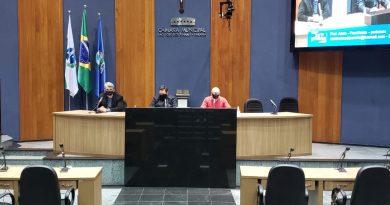 Legislativo Municipal apresenta relatório da gestão fiscal do primeiro quadrimestre de 2020