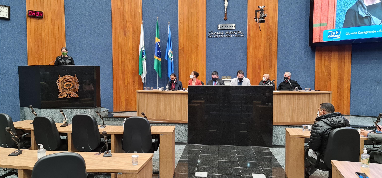 Audiência pública debate volta às aulas presenciais em São José dos Pinhais